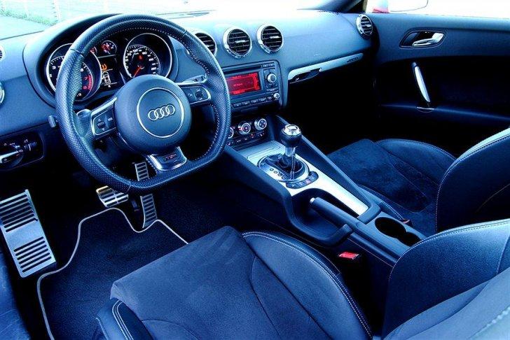 Audi TT RS Inredning